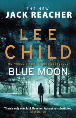 Cover: Blue Moon by Lee Child