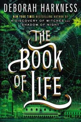 Cover: The Book of Life by Deborah Harkness