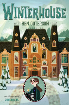 Cover: Winterhouse by Ben Guterson