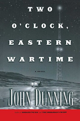Cover: Two O'Clock, Eastern Wartime by John Dunning