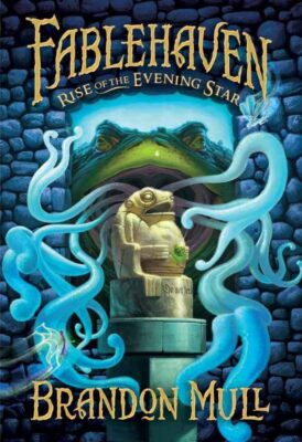 Cover: Rise of the Evening Star by Brandon Mull