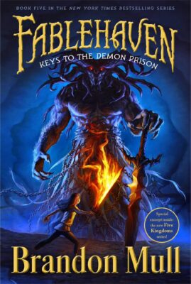 Cover: Keys to the Demon Prison by Brandon Mull