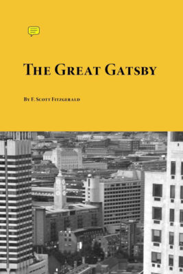 Cover: The Great Gatsby by F. Scott Fitzgerald