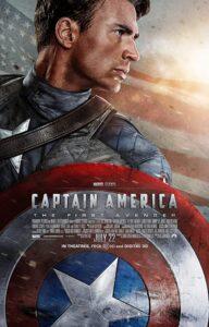 Captain America: The First Avenger (PWMR00001)
